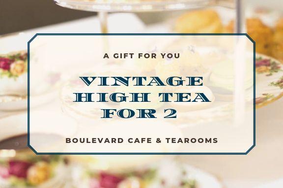 Boulevard Cafe Woodvale Gift Voucher
